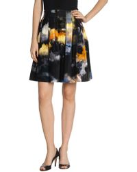 Manish Arora Knee Length Skirt blue - Lyst