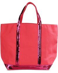 Vanessa Bruno Large Fabric Bag - Lyst