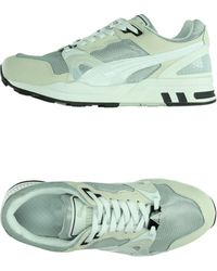 PUMA Low-Tops & Trainers gray - Lyst