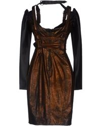 Altuzarra Kneelength Dress - Lyst