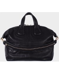 "Givenchy Black Medium ""Nightingale"" Bag black - Lyst"