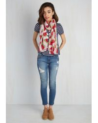 Cilla Collection - Rise And Rind Scarf - Lyst