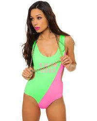 This Is A Love Song - The Swim Good One Piece - Lyst