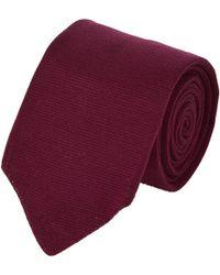 Svevo - Knit Neck Tie - Lyst