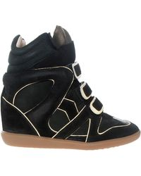Etoile Isabel Marant Wila Sneaker - Lyst