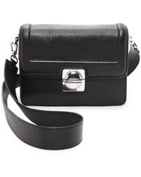 Marc By Marc Jacobs Top Schooly Messenger Bag  Black - Lyst
