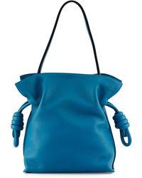 Loewe Flamenco Small Knot Bucket Bag - Lyst