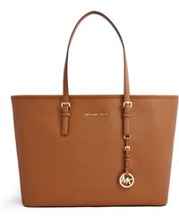 Michael by Michael Kors Multifunction Jet Set Travel Tote - Lyst