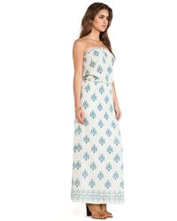 Velvet By Graham & Spencer Eloise Maxi Dress - Lyst