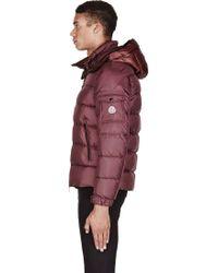 e5678dac1 real burgundy moncler jacket 5b9ba 22748