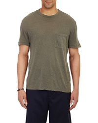 James Perse Patch Pocket T-Shirt - Lyst
