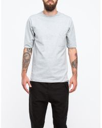 CAMO Gray London Tshirt - Lyst