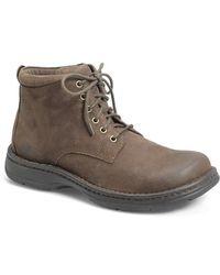 Born   'axe Ii' Plain Toe Boot   Lyst