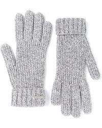 DSquared2 Knitted Gloves - Lyst
