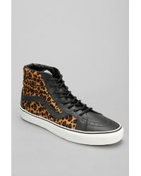 Vans Classic Sk8-hi Reissue Leopard Mens Sneaker - Lyst