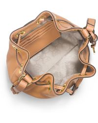 MICHAEL Michael Kors - Jules Drawstring Crossbody Bag - Lyst