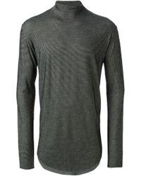 Damir Doma Turtleneck Sweater - Lyst