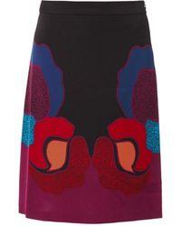 Diane von Furstenberg Dancing Skirt - Lyst