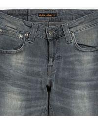 """Nudie Jeans - 32"""" Skinny Lin Jean - Lyst"""