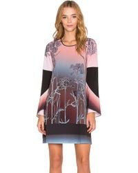 Clover Canyon - Ombre Sunrise Dress - Lyst