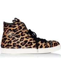 Charlotte Olympia Purrrfect High Tops - Lyst