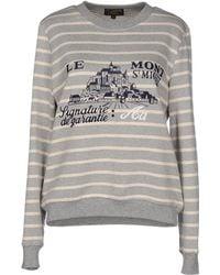 Le Mont St Michel - Sweatshirt - Lyst