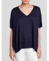 Diane von Furstenberg Sweater - Honey V-Neck - Lyst