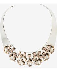 Philippe Audibert - Gem Collar Necklace - Lyst