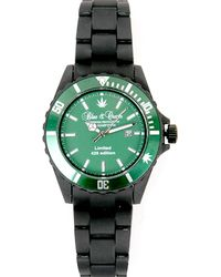 Blue & Cream - 420 Limited Edition Timepiece In Green/black - Lyst