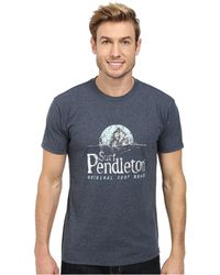 Pendleton Surf Graphic Tee - Lyst