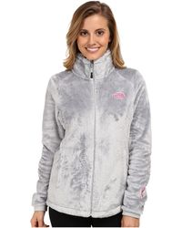The North Face Pink Ribbon Osito 2 Jacket - Lyst