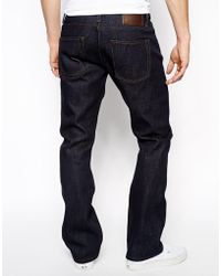 Unbranded | Jeans Ub321 Straight Fit Heavy 21oz Selvedge | Lyst