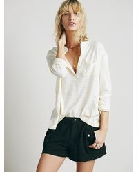 Free People Like A Bird Top - Lyst