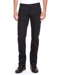 Hugo 677  Regular Fit Stretch Cotton Jeans - Lyst