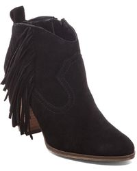 Steve Madden Poncho Bootie - Lyst