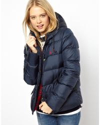 Jack Wills - Padded Jacket - Lyst