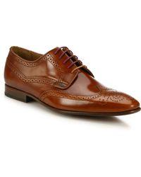 Paul Smith Aldrich Wingtip Derby Shoes - Lyst