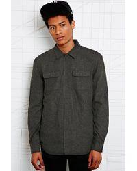 KR3W - Smuggler Wool Jacket - Lyst