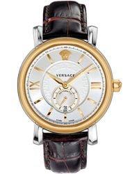 Versace Mens Urban Gent Automatic Watch - Lyst