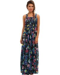 Seafolly Rumour Maxi Cover Up - Lyst