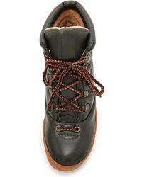 Joe's Jeans - Averey Hiker Boots - Dark Olive - Lyst