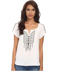 Nanette Lepore Sundown Top - Lyst