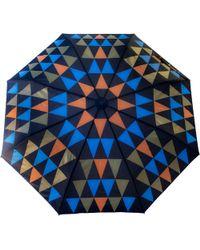 Raindance Umbrellas - Pyramid Orange & Gold - Lyst