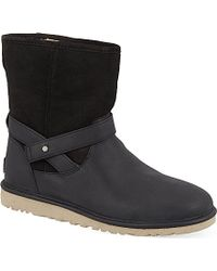 Ugg Anali Ankle Boots - For Women - Lyst