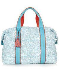 TOPSHOP - Key To Freedom Weekend Bag - Lyst