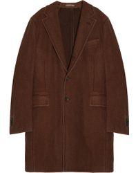 Boglioli | Wool Coat | Lyst