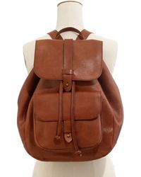 Madewell The Transport Rucksack - Lyst