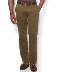 Polo Ralph Lauren Ralph Lauren Classic Fit Stretch Chino Pants - Lyst