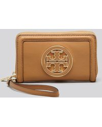 Tory Burch Iphone 55s Wristlet Amanda - Lyst
