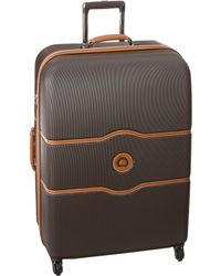 """Delsey Chatelet 28"""" Spinner Trolley - Lyst"""